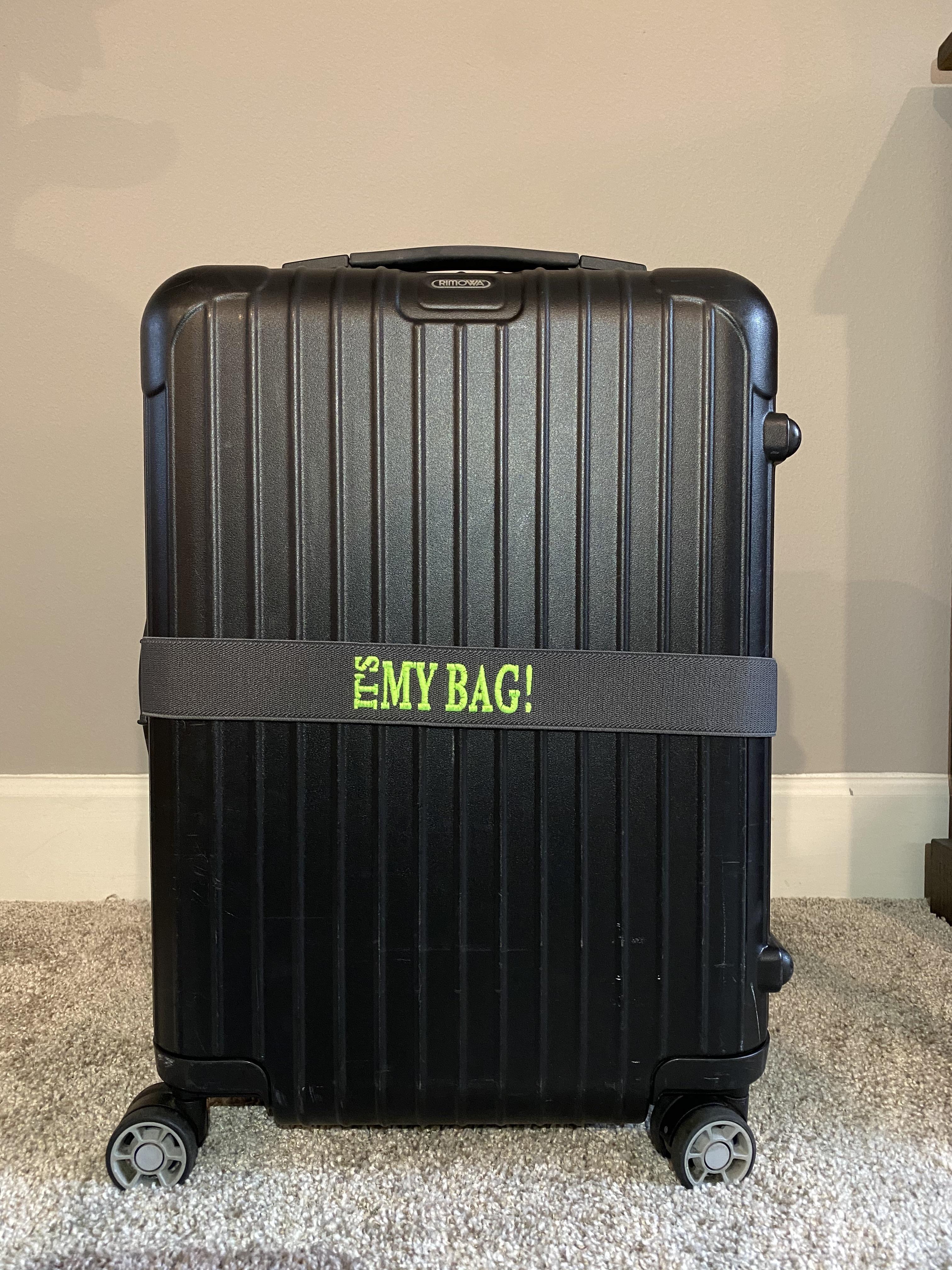 Faixa para mala It's my bag